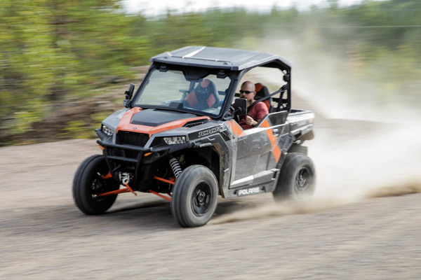 Polaris General XP 1000 – Huligaani ja herrasmies