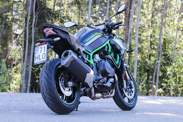 Kawasaki Z H2 – THE SUPERNAKU