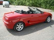 Tyypit: MG MGF Roadster