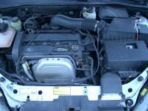 Tyypit: Ford Focus 1.8i Trend