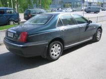 Tyypit: Rover 75 2.0 V6