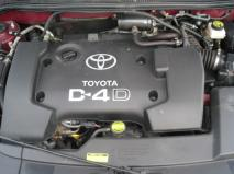 Tyypit: Toyota Avensis D4D STW