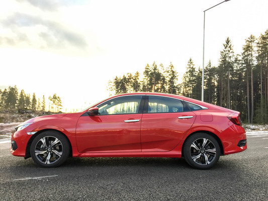 Honda Civic – Nätti, nätimpi, Civic