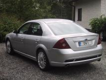Tyypit: Ford Mondeo ST220