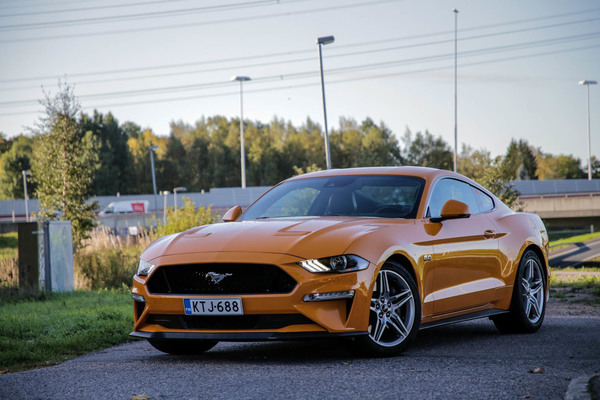 Ford Mustang GT – The Muskeliauto