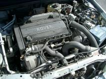 Tyypit: Rover 600 Ti